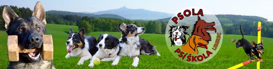 PSOLA - Psí škola Liberec, centrum výcviku a psích sportů